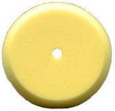 "Presta 890089FD 9"" Quik Pad Yellow Foam Medium Cut Pad"
