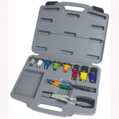 Lisle 60660 Deluxe Relay Test Set, with 8 Jumpers