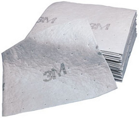 3M 7164 Maintenance Sorbent Pad, PN 07164, High Capacity