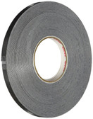 "3M 79902 Scotchlite Reflective Striping Tape 79902, Black, 1/4"" x 50'"