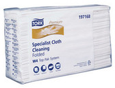 Tork 197168 Premium Specialist Cloth Cleaning Wiper