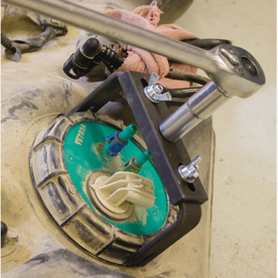 Lisle 63000 Fuel Tank Lock Ring Tool