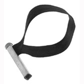 Lisle 63500 Oil Filter Wrench Belt Style