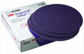 "3M 380 8"" Purple Stikit™ Disc With 36 Grit"