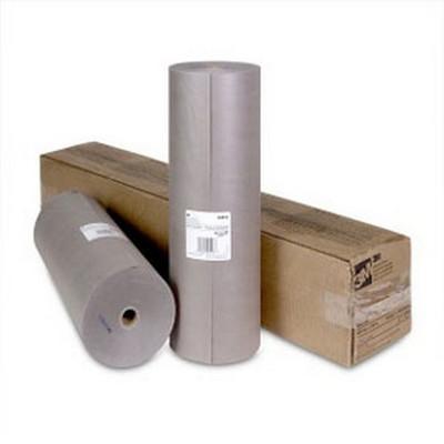 "3M 6518 Scotch® Steel Gray Masking Paper 06518, 18"" x 1000', 2"