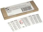 3M 16065 PPS™ Mix Ratio Insert - Generic, 100 per box