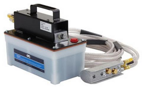 OTC Tools & Equipment 4021 pump air / hyd 10000psi 105cu.in plastic reservoir