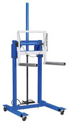OTC Tools & Equipment 5105B 1,100 lb. Capacity High-Lift Dual Wheel Dolly