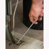 Lisle 66540 Mini Flexible Magnetic Pick Up Tool