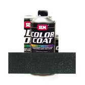 SEM Paints 15016-LV Color Coat - Low VOC Landau Black, Cone Quart Can