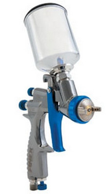 Sharpe 289221 FX1000 Mini-HVLP Spray Gun (1.2 mm)