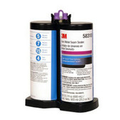 3M 58310 Bare-Metal Seam Sealer, 600 mL