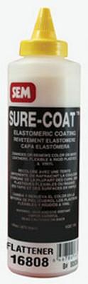 SEM Paints 16808 Sure-Coat Flattener, 1Pt Bottle