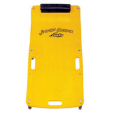 "Lisle 93102 Low Profile Plastic Creeper Yellow, 38"" L x 17-1/2"" W"
