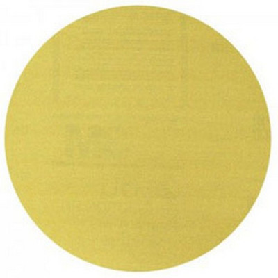 3M 923 Hookit™ Gold Paper Disc, 6 in, P600A, 50 discs per box