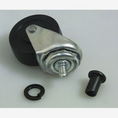 "Lisle 96132 Replacement Caster, 2"" Ball Bearing"