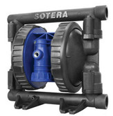 "Fill-Rite SP10010NPAHH 1"" Air Operated Diaphragm Pump"