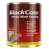 POR-15 45808  Top Coat, Gloss Black, Pint