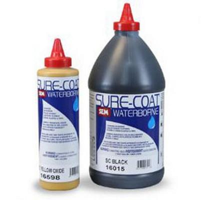 SEM Paints 16508 Sure-Coat- Red Oxide, 1-Pint