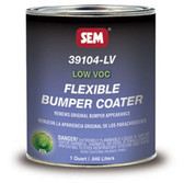 SEM Paints 39104-LV Bumper Coater - Low VOC Flexible Bumper Coater Kit