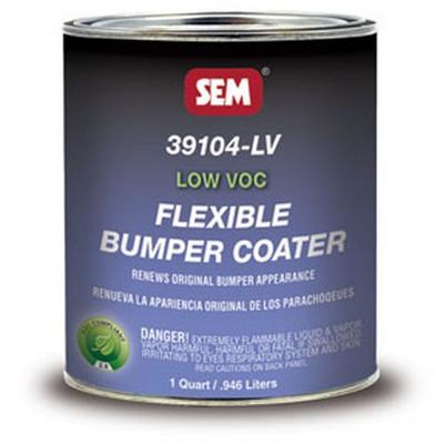 SEM Paints 39104-LV Bumper Coater - Low VOC Flexible Bumper Coater Kit