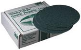 "3M 512 Green Corps™ Hookit™ Regalite™ Disc 00512, 6"" dia, 80E, 25 discs/bx"