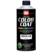 SEM Paints 15536-LV Color Coat - Low VOC Fast Blue, Cone Quart Can