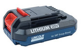 Lincoln Industrial 1871 Lithium Ion Battery, 20V