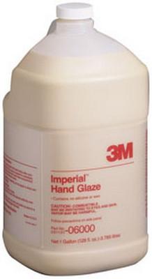 3M 6000 Imperial™ Hand Glaze 06000, 1 Gallon