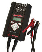 Auto Meter Products BVA-200S Rugged Handheld Electrical System Analyzer w/120 Amp Load - AGM SLI and Deep Cycle Optimized