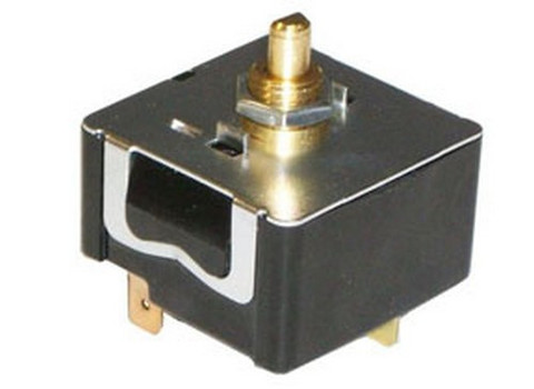 Associated Equipment 611187 Associated Rotary Selector Switch w/ Pointer Knob