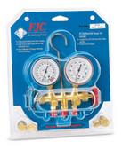 FJC, Inc. 6715B R134a Brass Manifold