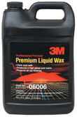 3M 6006 Premium Liquid Wax 06006, 1 Gallon