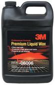 3M 6006 Premium Liquid Wax 06006, 1 Gallon
