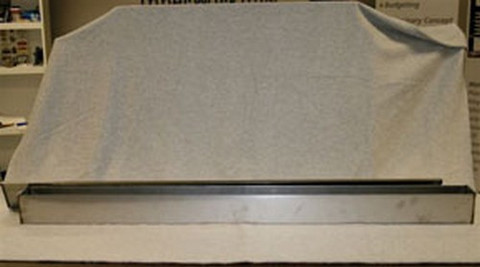 E-Z Mix 71160 Stainless Steel Soaker Tray With Lid 5'