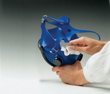 SAS Safety 1400-96 Respirator Wipes (Box of 100)