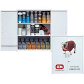 SEM Paints 70080 L-Voc Shop Cabinet