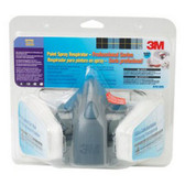 3M 37082 Half Facepiece Reusable Respirator, Respiratory Protection, Medium
