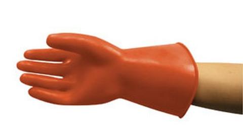SAS Safety 6418 Hybrid Vehicle Service Gloves - Large