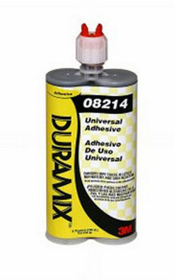 3M 8214 Universal Adhesive Black - 10, 200 Ml
