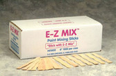 "E-Z Mix 81000 8"" Wood Paint Sticks"