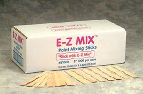 "E-Z Mix 81000 8"" Wood Paint Sticks"