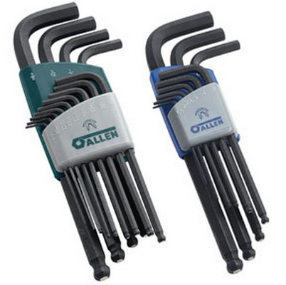 GearWrench 56602G 22 pc. Magnetic Ball End SAE/Metric Hex Key Set