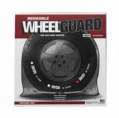 Marson 30137 Heavy-Duty Canvas Wheel Masker, 20""