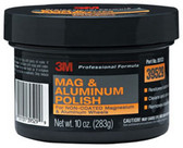 3M 39529 Mag and Aluminum Polish 39529, 8.0 oz Net Wgt