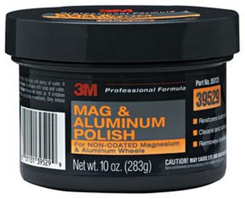 3M 39529 Mag and Aluminum Polish 39529, 8.0 oz Net Wgt