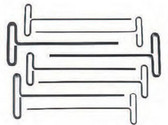 GearWrench 56260 8pc. Metric T-Handle Hex Key