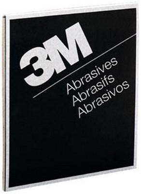 "3M 2004 Wetordry™ Tri-M-ite™ Sheet 02004, 9"" x 11"", 320A, 50 sheets/sleeve"