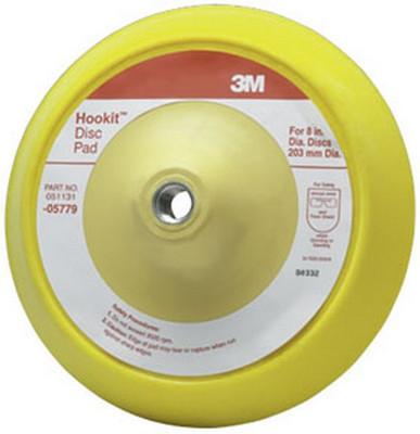 "3M 5779 Hookit™ Disc Pad 05779, 8"""