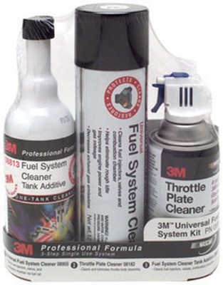 3M 8911 Universal Fuel System Cleaner 3-Pack 08911
